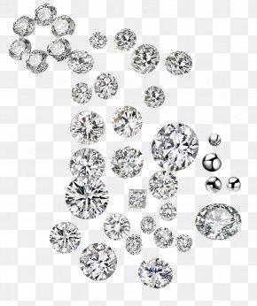 Rhinestone,Diamonds Sparkle - Material Properties Of Diamond Gemstone Rhinestone PNG