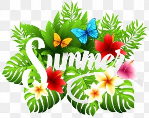 Summer Holiday - Clip Art For Summer Clip Art PNG