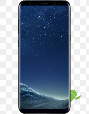 Rose Pink Samsung Galaxy S8+64 GBMidnight BlackUnlockedGSMS8 - Samsung Galaxy Note 8 Samsung Galaxy S8+ Plus Single-SIM 64GB Factory Unlocked 4G Smartphone PNG