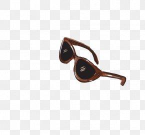 Hand Drawn Sunglasses - Sunglasses Icon PNG