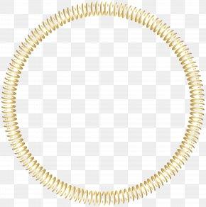 Round Border Frame Clip Art - Ganesha Clip Art PNG