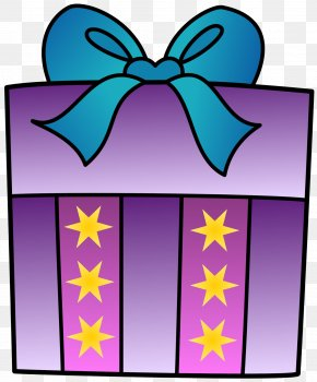 Birthday Present Pictures - Gift Birthday Cake Christmas Clip Art PNG