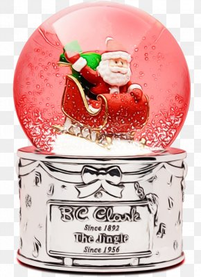 Christmas Holiday Ornament - Santa Claus PNG