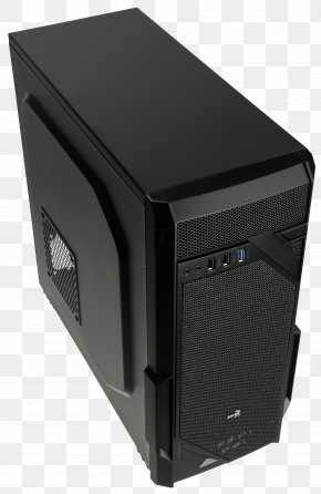 Computer Cases Housings - Computer Cases & Housings Power Supply Unit Laptop MicroATX PNG