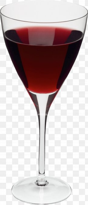 Glass Image - Red Wine Champagne Wine Glass PNG