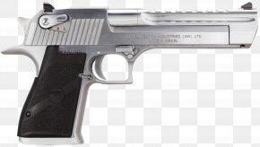 Handgun - IMI Desert Eagle Magnum Research .44 Magnum Pistol .50 Action Express PNG
