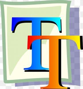 Typeface Clip Art Computer Font Openclipart PNG