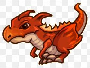 Dragon Clipart Fire Breathing - Dragon Fire Breathing Clip Art Cartoon PNG