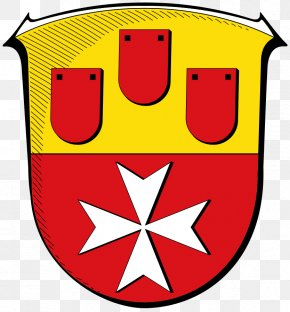 Hessen - The Shield And The Sword Coat Of Arms Steffenberg Crusades Obscenity And The Arts PNG