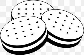 Biscuit Cliparts - Black And White Cookie Chocolate Chip Cookie Biscuit Rose De Reims Chocolate Brownie Clip Art PNG