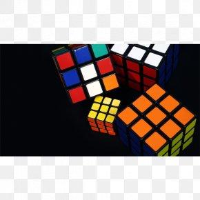 Cube - Rubik's Cube Magic Nightmare Dream PNG