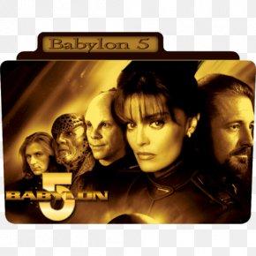 Babylon 5 - Action Film Album Cover PNG
