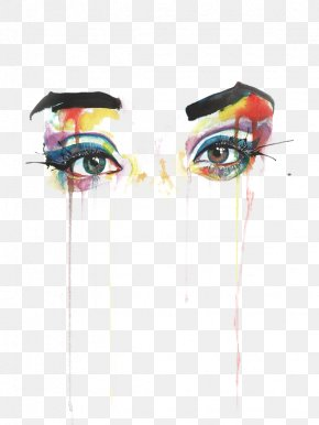 Eyes - Saatchi Gallery Watercolor Painting Drawing Artist PNG