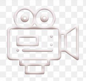 Symbol Logo - Film Icon Video Camera Icon Artistic Studio Icon PNG