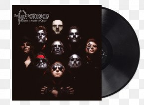 Packaging Mockup - The Protomen Present: A Night Of Queen Act II: The Father Of Death Album PNG