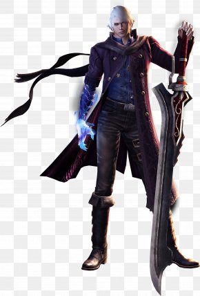 Devil May Cry - Devil May Cry 4 DmC: Devil May Cry Devil May Cry 3: Dante's Awakening PlayStation 4 PNG