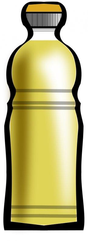 Oil Cliparts - Sunflower Oil Bottle Cooking Oil Clip Art PNG