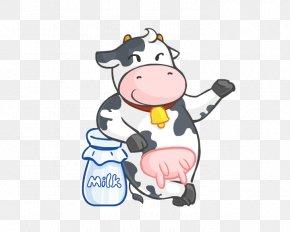 Dairy Cow - Milkshake Cattle Soured Milk Cow's Milk PNG