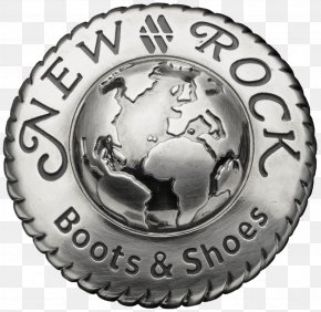 Boot - New Rock Boot Shoe Clothing Footwear PNG