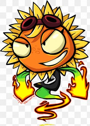 Plants Vs Zombies - Plants Vs. Zombies Heroes Plants Vs. Zombies: Garden Warfare Solar Flare Art PNG