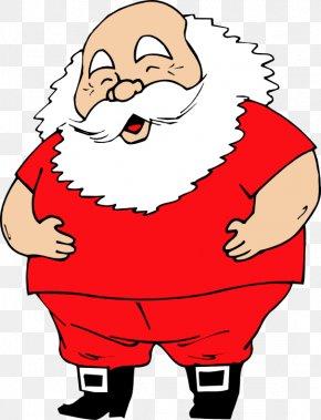 Xmas Art - Santa Claus Christmas Free Content Clip Art PNG