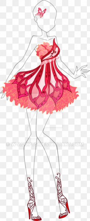 Butterfly Dress - Dress Robe Drawing Clothing Shirt PNG