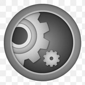 Settings - Wheel Spoke Symbol Hardware Accessory PNG