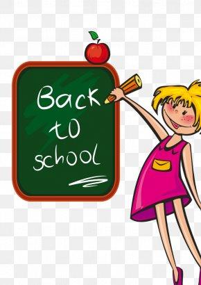 Teacher Animation - School Kindergarten Clip Art PNG
