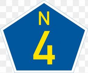 Road Map - N1 N2 Nasionale Paaie In Suid-Afrika Road Highway PNG