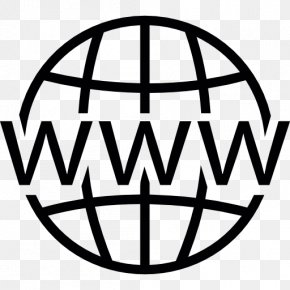 World Wide Web File - World Wide Web Internet Icon PNG