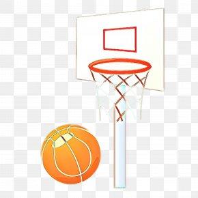 Net Ball Game - Basketball Hoop Background PNG