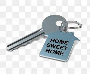 House - House Key Chains Home Real Estate PNG
