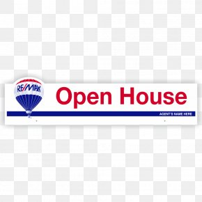 House - RE/MAX, LLC Open House Remax Home Real Estate PNG