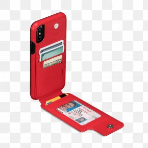 Iphone 7 Red - Apple IPhone 8 Plus IPhone X Apple IPhone 7 Plus Wallet Handbag PNG