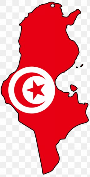 Iso 216 - Flag Of Tunisia Map Flag Of Burkina Faso PNG