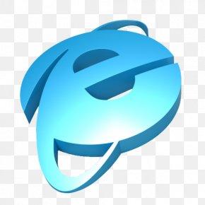Internet Explorer - Vaporwave Internet Explorer PNG