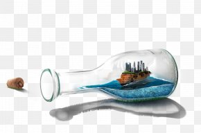 Bottle City - Download Creativity Computer File PNG