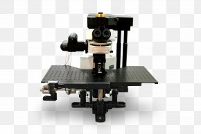 Microscope - Electron Microscope Scientific Instrument Optical Instrument Atomic Force Microscopy PNG