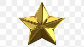 Gold Stars - J&B Paint & Wallpaper Star Color Gold PNG