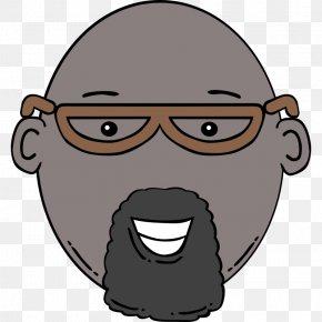 Cartoon Man Face - Cartoon Man Face Clip Art PNG