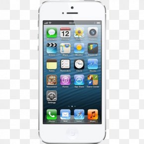 Apple - IPhone 5 Apple Telephone Unlocked PNG