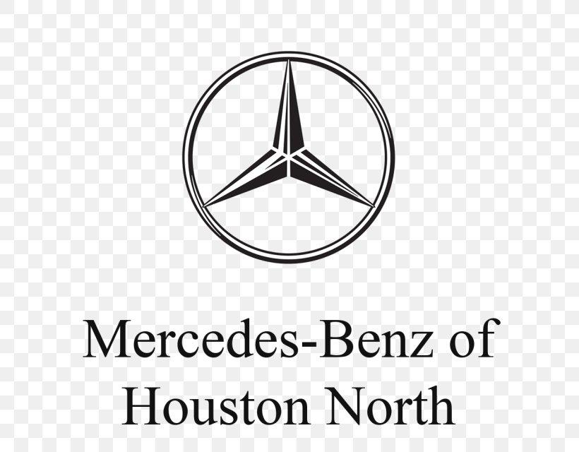 Mercedes North Houston >> Mercedes Benz Of Houston North Service Center Logo Brand