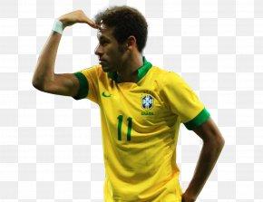 Neymer - Neymar Brazil National Football Team Football Player Rendering PNG