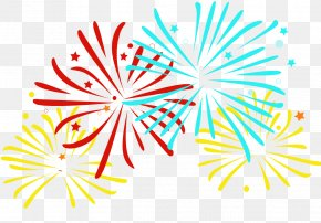 Fireworks - Fireworks Cartoon Clip Art PNG