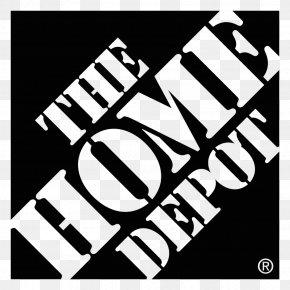HomeDepot Black Logo - The Home Depot Logo Font PNG