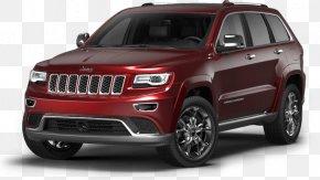 Grand Cherokee - 2018 Jeep Grand Cherokee 2019 Jeep Cherokee Car Chrysler PNG