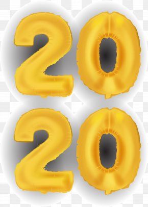 Number Symbol - 2020 Happy New Year 2020 Happy New Year PNG