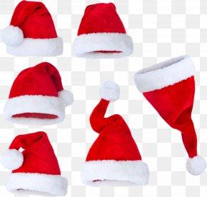 Santa Claus - Santa Claus Christmas Hat Santa Suit Cap PNG