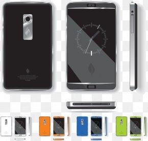 Smartphone - Smartphone Euclidean Vector Touchscreen PNG