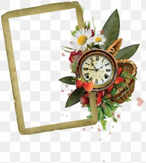 Frame Clock - Daylight Saving Time Standard Time Clock Face Hour PNG